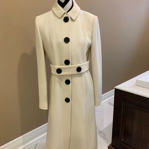 Limited Wool Coat with belt